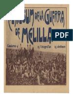 Album de La Guerra de Melilla 1909 - Cuaderno 04