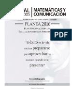 Manual Planea 2016
