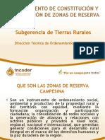 Presentación INCODER ZRC