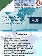Diseño de La Cadena de Suministro, Un Enfoque Sistemico