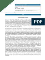 Ley de la Ciencia- España