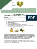 Dieta Fodmap Pdf Cuisine Food And Drink