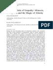 The Dark Side of Empathy Mimesis Decepti