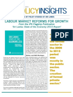 Labour Market Reforms for Growth