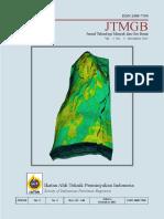 Jurnal Teknologi Minyak Dan Gas Bumi Vol. 2 No. 3 2011