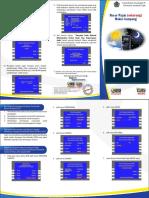 Leaflet Pembayaran PPh Final-PP 46 Tahun 2013 via ATM