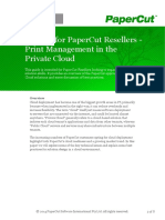 Papercut Private Cloud Whitepaper v1.3
