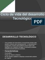 Ciclo de Vida Del Desarrollo Tecnologico