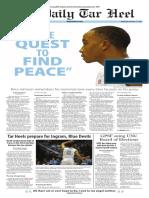 The Daily Tar Heel for Feb. 17, 2016