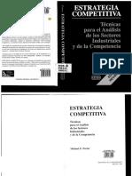 Estrategia Competitiva - Michael E. Porter.pdf