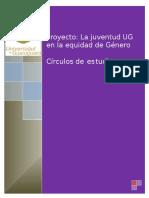Programa Somos UG en Género 2015