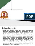 Presentación Proyecto Celdas Fotovoltaicas en El Estacionamiento Del ITP