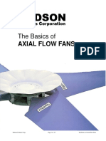 The Basics of Axial Flow Fans