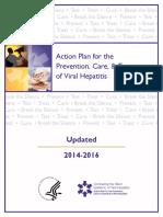 Viral Hepatitis Action Plan