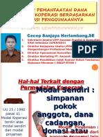 5). Strategi Pemanfaatan Dana Pinjaman