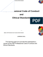 1.2 PNP Professional Code of Conduct and Ethical Standards