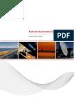 Bahrain Economic Outlook - September 2015