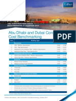 UAE Cost Benchmarking Q3 2015