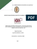 Investigacion en Alfalfa IGBI UNTRM Justo Mendoza