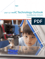 Horizon Report (2015) NMC Technology Outlook for Scandinavian Schools