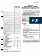 CA Residential Code 2013 - Minimum Thickness