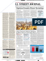 Option Grants During Mergers