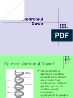 Sindromul Down