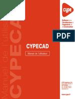 CYPECAD - Manuel de l'Utilisateur