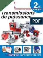 HPC T2 2011 TransmissionDePuissance