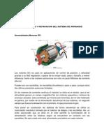 DIAGNÓSTICO Y REPARACION DEL SISTEMA DE ARRANQUE