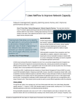 Cisco IT Case Study Capacity Planning