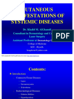 Cutaneous-Manifestations of Systemic Diseases