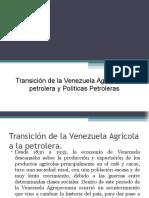 Venezuela Agricola y Petrolera