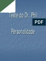Teste Personalidade