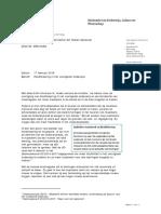 Kamerbrief Over Voortgang Flexibeler Voortgezet Onderwijs