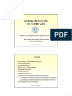 Base de Datos Deductivas