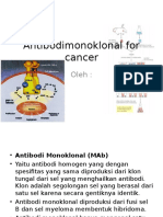 Antibodimonoklonal for Cancer