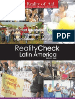 The Reality of Aid 2008 INGLES