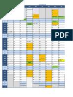 Calendario EscolarC SE