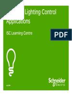 2 Basics of Lighting Control Applications