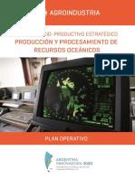 Plan Operativo Recursos Oceanicos Micrositio