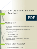 Cell Organelles and their Functions.pptx
