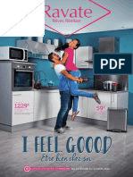 Catalogue Ravate «I feel goood-Être bien chez soi»