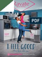 Catalogue Ravate «I feel goood-Être bien chez soi»