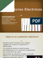 conductores electricos..