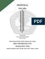 Proposal Idul Adha 34