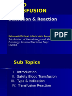 Blood Transfusion ENGLISH