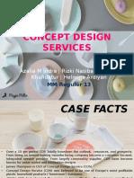 Concept Design Services Case Study