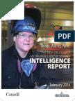 The New Brunswick Aboriginal Labour Market Intelligence Report Feb 2016