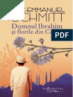 Eric-Emmanuel Schmitt - Domnul Ibrahim şi florile din coran.pdf